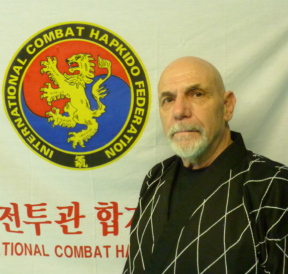 Ed Ricciuti Combat Hapkido and Jeet Kune Do