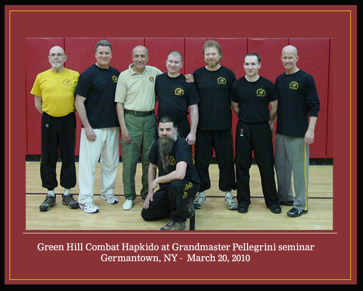 Green Hill Martial Arts Combat Hapkido seminar