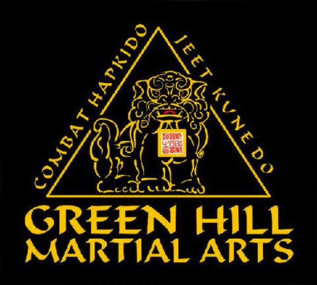 Logo jeet kune do and combat hapkido school